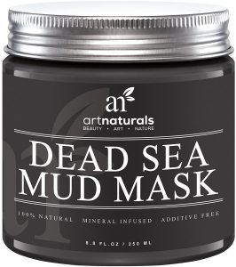 Dead Sea Mud Mask Guide - ArtNaturals Dead Sea Mud Mask