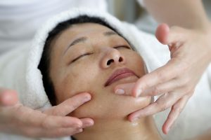 Face Massage Therapy