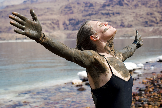 Lather the Skin Wonders of Dead Sea Mud